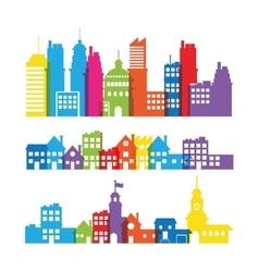 City Skyline design vector