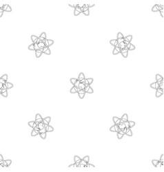 travel around world pattern seamless vector image