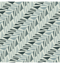 triangles striped background vector image