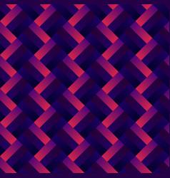 Abstract seamless zig zag stripe pattern vector