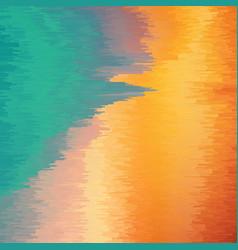 glitch background digital image data vector image