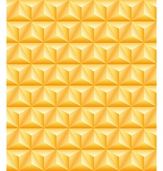 Tripartite golden pyramid seamless texture vector