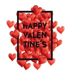 Valentine Days vector image