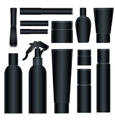 package flakon new black vector image