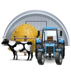 Farm Concept vector image
