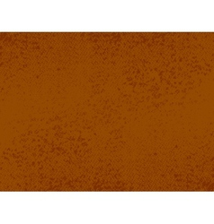 Grunge brown texture vector
