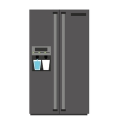 House appliance isolated icon vector