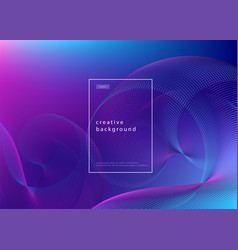 abstract background design fluid gradient with vector image