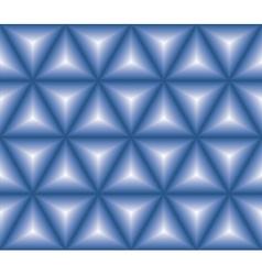 Geometric volumetric pattern vector