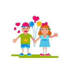 valentine s day-7 vector image