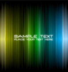 brochure background vector image