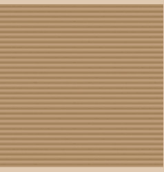 cardboard texture brown paper background vector image