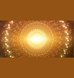 Infinite space background matrix vector