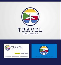 Travel democratic republic of the congo creative vector