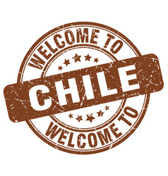 Welcome to chile vector