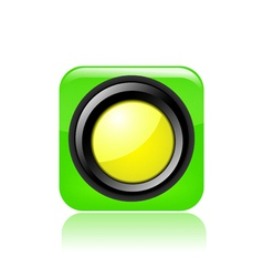 light icon vector image vector image