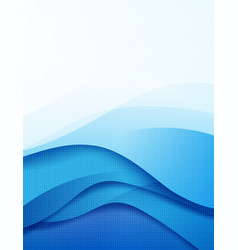 Abstract background curve and blend 003 vector