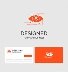 business logo template for advanced future gen vector image