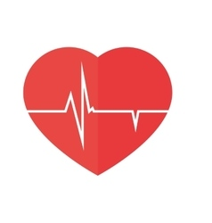 cardiology heart medicine vector image