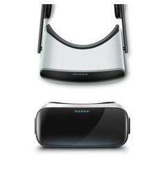 optical head-mounted display vector image