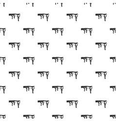 snowdrift pattern seamless vector image