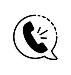 Voice call vector