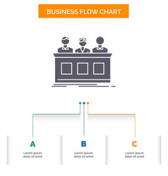 competition contest expert judge jury business vector image