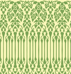 Seamless vine pattern vector