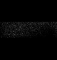 white grainy texture dust background grainy vector image