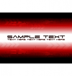 vibrant technical background vector image vector image