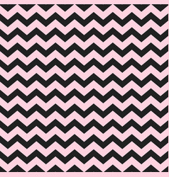 chevrons seamless pattern background pink and vector image