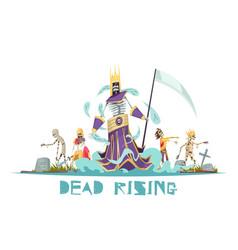 Dead rising vector