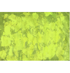 Green-yellow watercolor background vector
