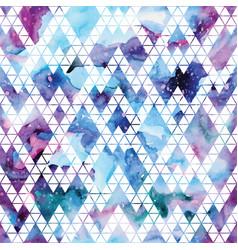 tribal galaxy seamless pattern vector image