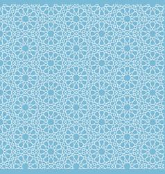 Abstract geometric islamic vector