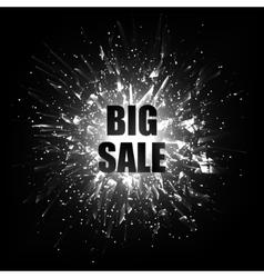 Big sale Sale banner template design vector