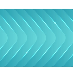 Arrows background technology lines vector image