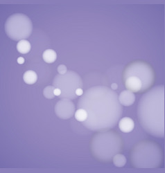 Abstract defocus background bokeh light circles vector
