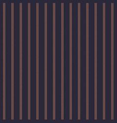 dark blue striped seamless pattern vector image