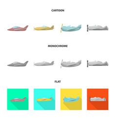 Design travel and airways symbol vector