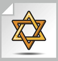 Religion icons 4 vector