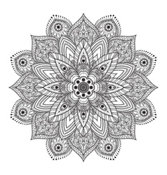 Beautiful Mandala vector