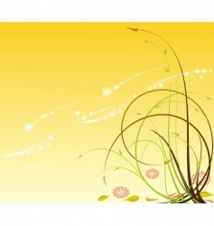 Nature abstract vector