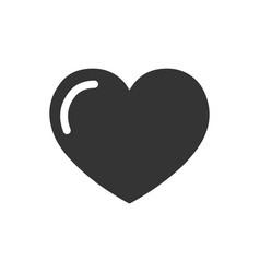 Love icon vector