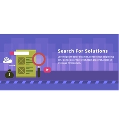 Search for Solution Concept Design vector