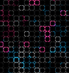 abstract grunge seamless vector image vector image