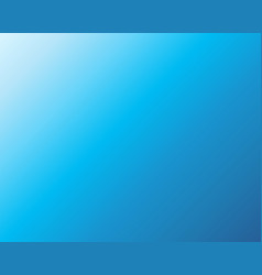 blue gradient background vector image