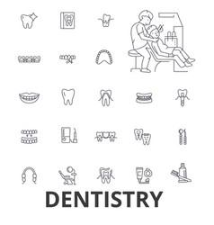 Dentistry dentist dental dental care dentist vector