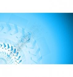 technical stylish backdrop vector image vector image