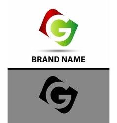 Logo g letter vector